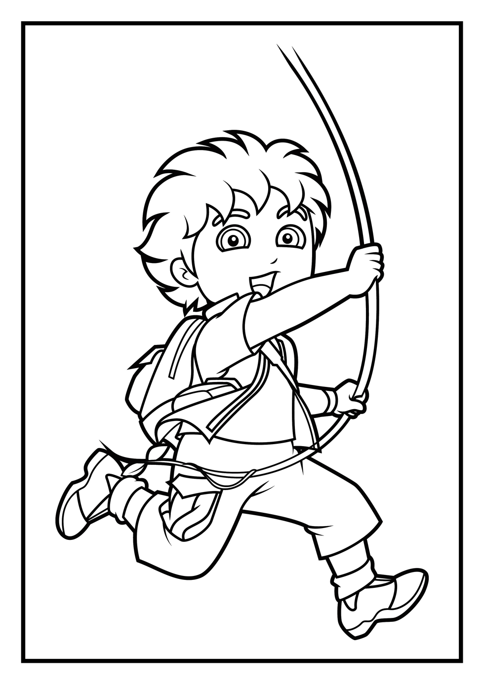 deigo coloring pages - photo#35