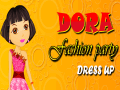 Dora Fashion Party Dress Up