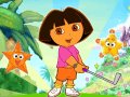 Dora Star Mountain Mini-Golf