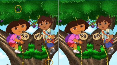 Screenshot - Cute Dora Difference