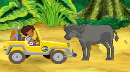 Screenshot - Diego African Off Road Adventure
