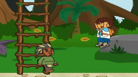 Screenshot - Diego Baby Zoo Rescue