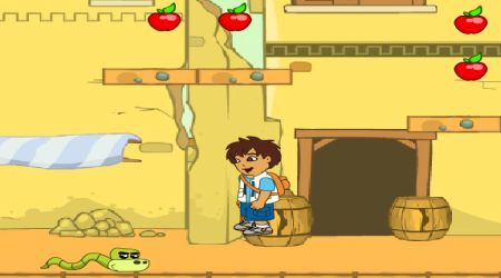 Screenshot - Diego Crystal Treasure