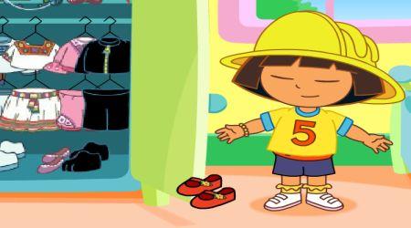Screenshot - Dora Adventure Dress Up