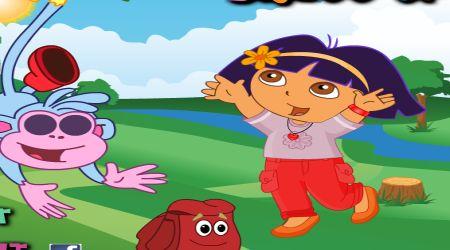 Screenshot - Dora Dress Up