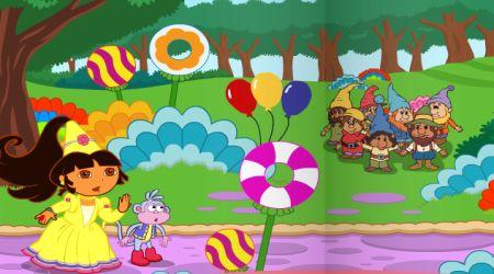 Screenshot - Dora Fairytale Fiesta