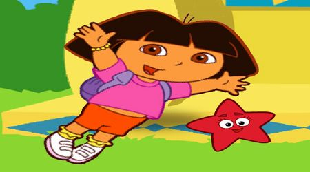 Screenshot - Dora Jump Star