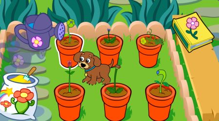 Screenshot - Dora Magical Garden