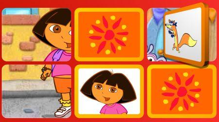 Screenshot - Dora Matching Game