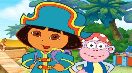 Screenshot - Dora Pirate Boat Treasure Hunt