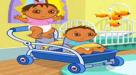 Screenshot - Dora Playtime With The Twins