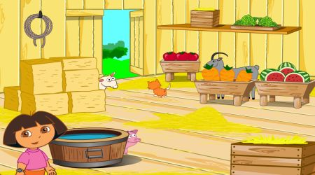 Screenshot - Dora Saves The Farm