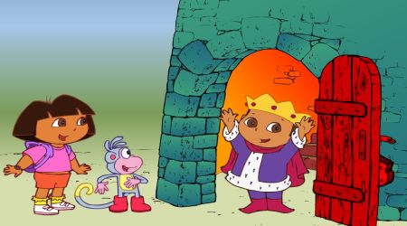 Screenshot - Dora Saves The Prince
