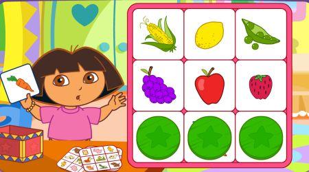Screenshot - Dora Say It Two Ways Bingo