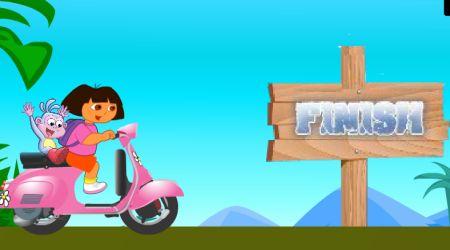 Screenshot - Dora Vespa Adventure
