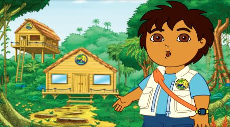 Go Diego Go Field Journal  Diego Games