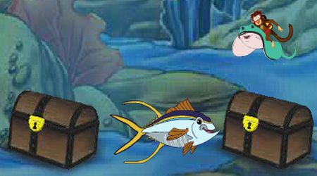 Screenshot - Go Diego Go Ocean Memory