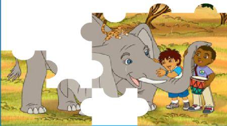 Screenshot - Jigsaw Diego Safari