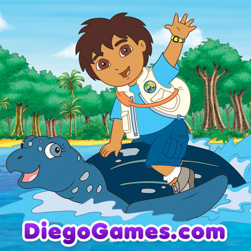 Diego Games - Play Online Diego and Dora Games